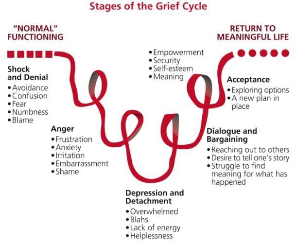 Grief Cycle